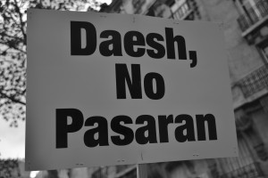 daesh no passaran